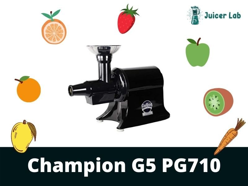 Champion Juicer G5 PG710