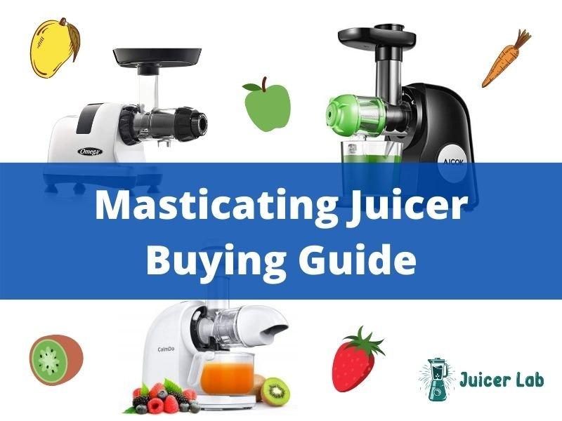 Masticating Juicer Buying Guide