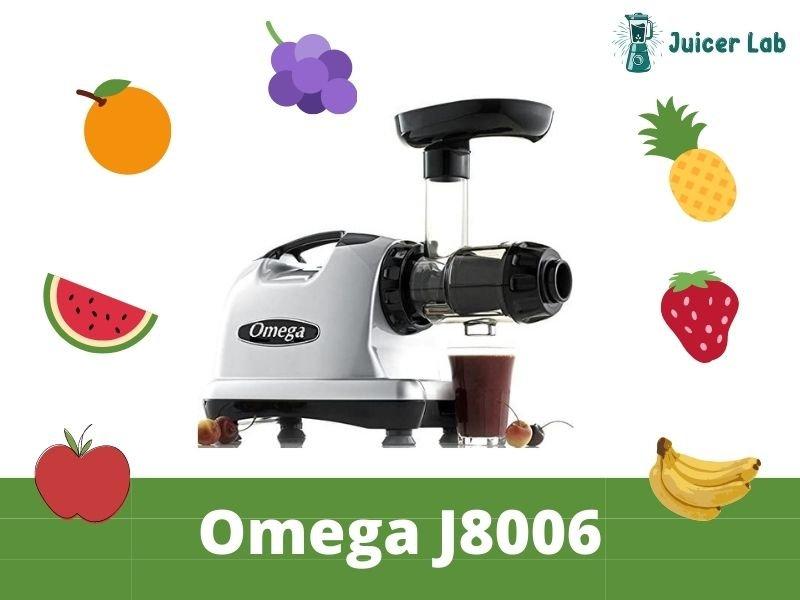 Omega J8006 Juicer Review