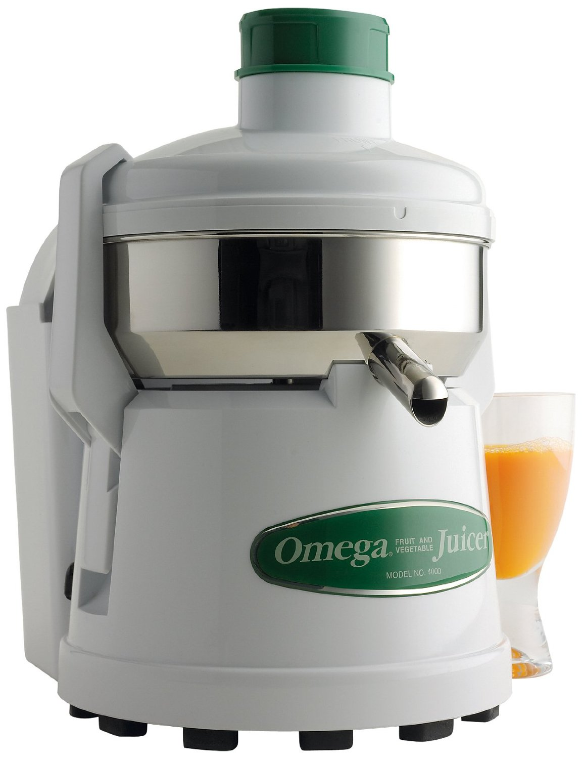 Omega juicer 4000 review