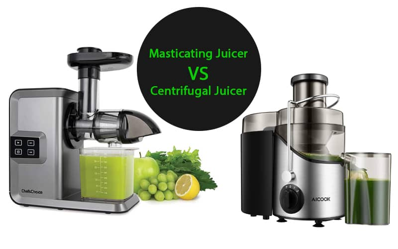 are masticating or centrifugal juicers better