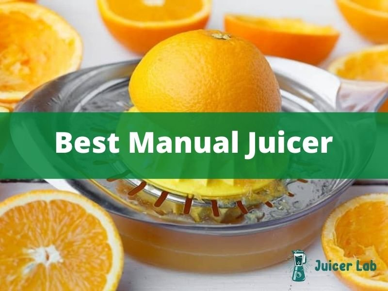 Best Manual Juicer