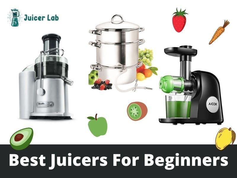 Best Juicers For Beginners