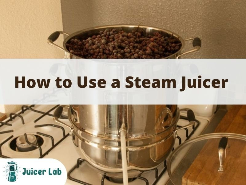 How to Use a Steam Juicer