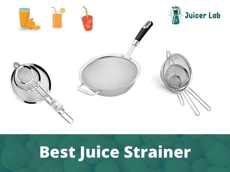 Best Juice Strainer