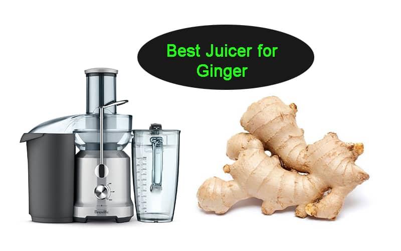 ginger juicer machine