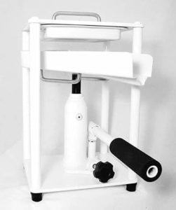 manual hydraulic juicer