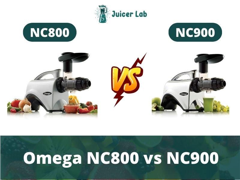 Omega NC800 vs NC900