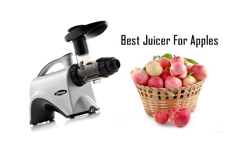 best juicer for making apple juice