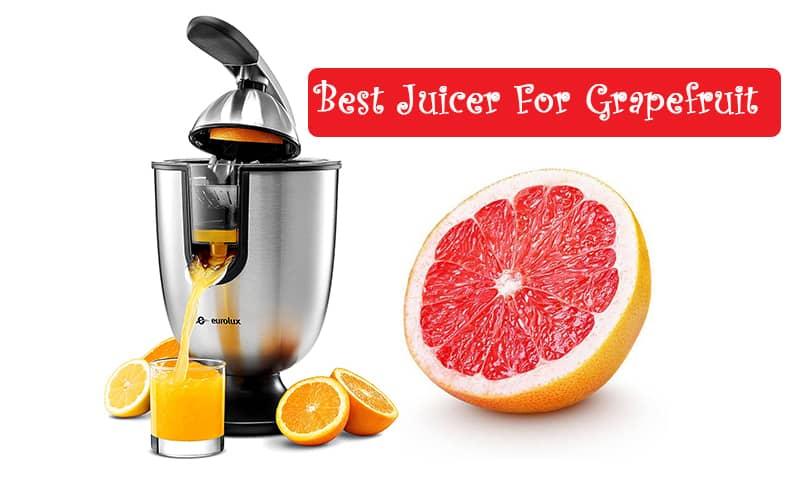 best manual citrus juicer