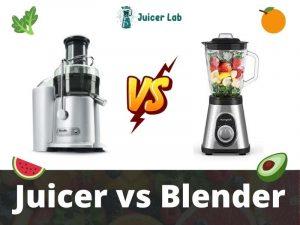 Juicer vs Blender