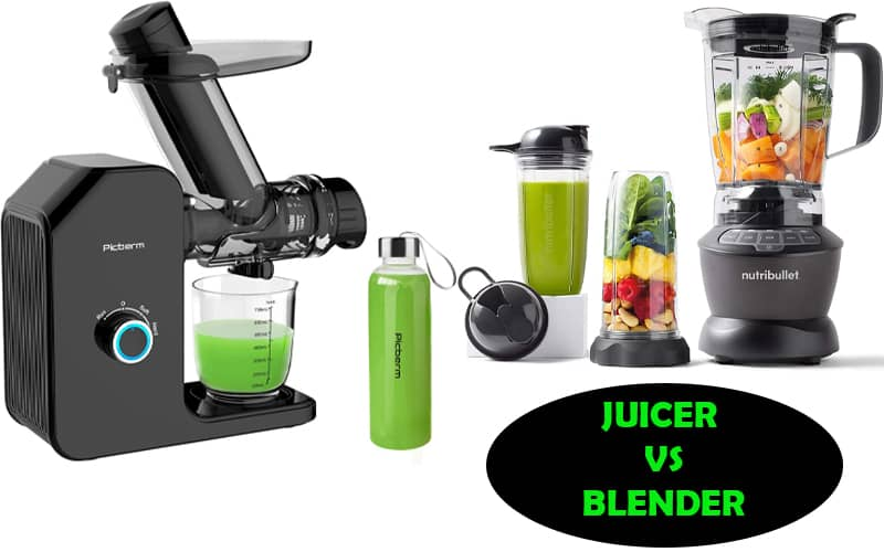 Juicer vs Blender: Is One Better Than the Other?