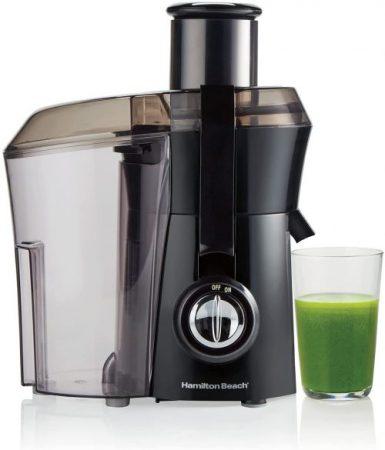 Centrifugal juicer machine by Hamilton Beach review