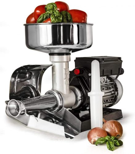 Electric Tomato Strainer Machine