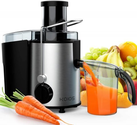 KOIOS HP-8201 Centrifugal Juicer