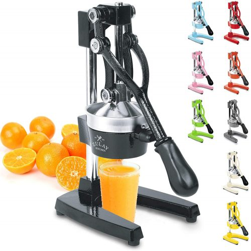 Zulay Professional pomegranate Juicer Review