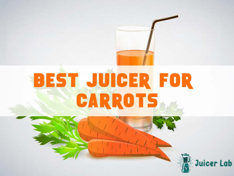11 Best Juicer for Carrots: Complete Reviews and Buying Guide