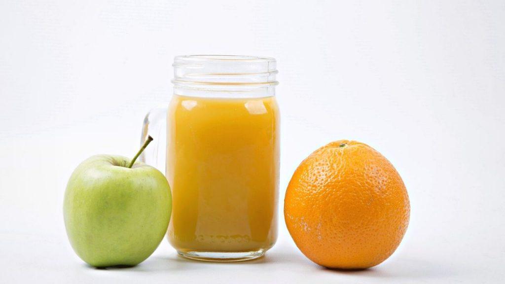Apple orange juice recipe