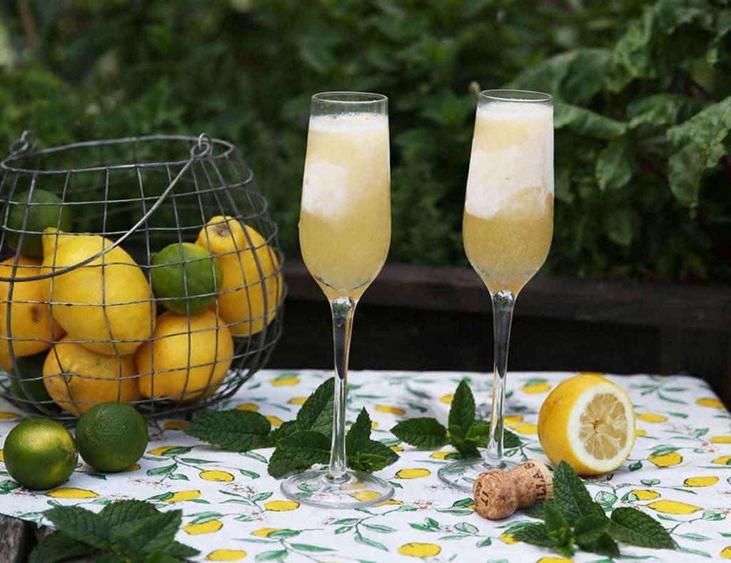 Citrus Zing juice