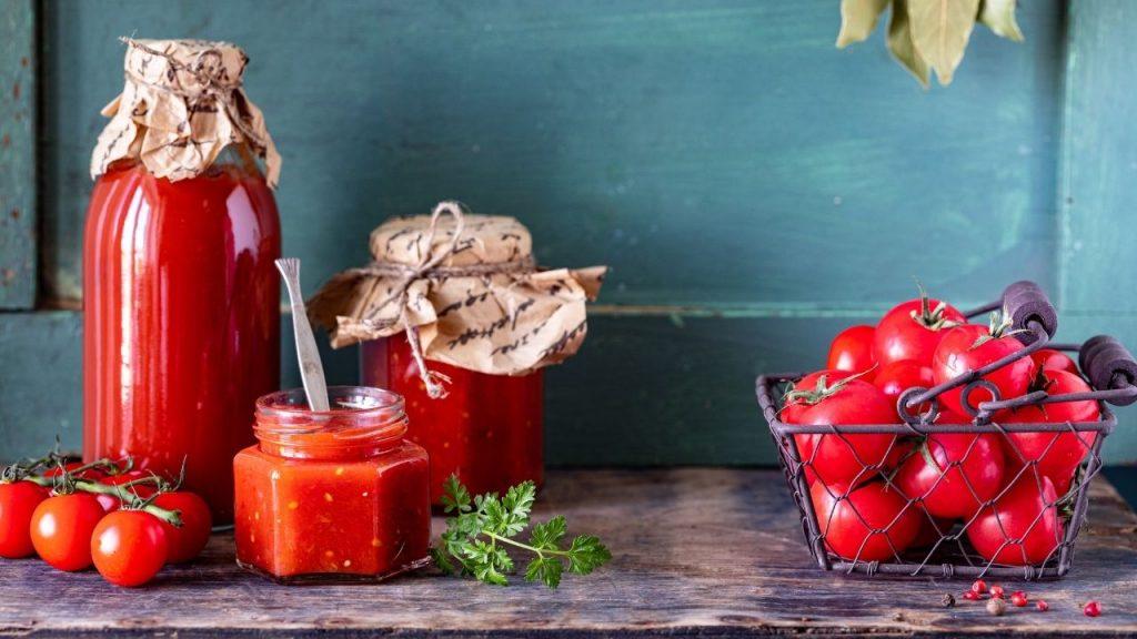 Make Tomato Juice