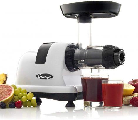 Omega J8006HDS juicer