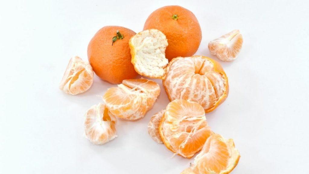 peel oranges before juicing