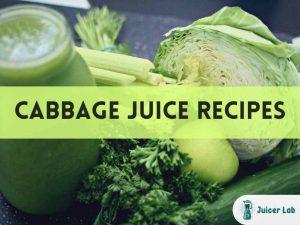 Cabbage Juice Recipe