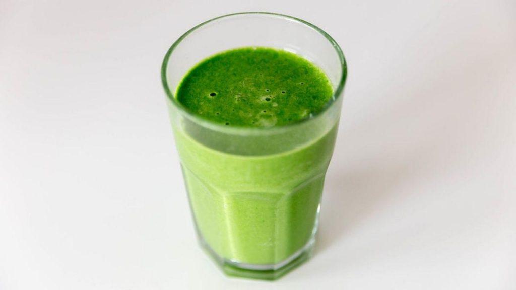 Green Cabbage Juice